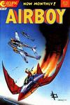 Cover for Airboy (Eclipse, 1986 series) #33