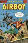 Cover for Airboy (Eclipse, 1986 series) #34