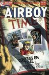 Cover for Airboy (Eclipse, 1986 series) #36