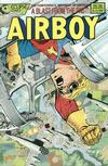 Cover for Airboy (Eclipse, 1986 series) #39