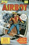 Cover for Airboy (Eclipse, 1986 series) #40