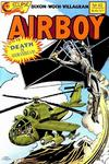 Cover for Airboy (Eclipse, 1986 series) #43