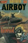 Cover for Airboy (Eclipse, 1986 series) #49