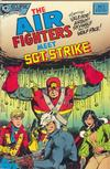 Cover for The Airfighters Meet Sgt. Strike Special (Eclipse, 1988 series) #1