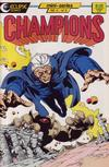 Cover for Champions (Eclipse, 1986 series) #4