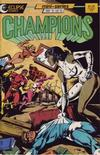 Cover for Champions (Eclipse, 1986 series) #5