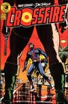 Cover for Crossfire (Eclipse, 1984 series) #2