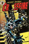 Cover for Crossfire (Eclipse, 1984 series) #3