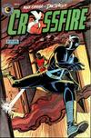 Cover for Crossfire (Eclipse, 1984 series) #9