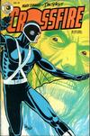 Cover for Crossfire (Eclipse, 1984 series) #10