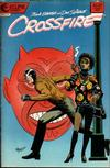 Cover for Crossfire (Eclipse, 1984 series) #20