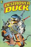 Cover for Destroyer Duck (Eclipse, 1982 series) #7