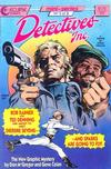 Cover for Detectives, Inc.: A Terror of Dying Dreams (Eclipse, 1987 series) #1
