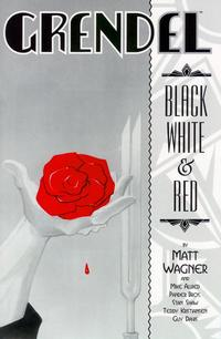 Cover Thumbnail for Grendel: Black, White, and Red (Dark Horse, 1998 series) #3