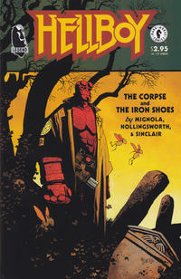 Cover Thumbnail for Hellboy: The Corpse and the Iron Shoes (Dark Horse, 1996 series)
