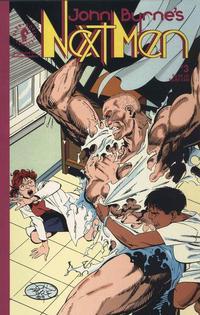 Cover Thumbnail for John Byrne's Next Men (Dark Horse, 1992 series) #3