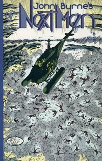Cover Thumbnail for John Byrne's Next Men (Dark Horse, 1992 series) #6
