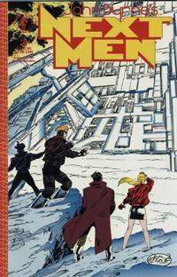 Cover Thumbnail for John Byrne's Next Men (Dark Horse, 1992 series) #8