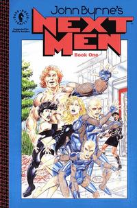 Cover Thumbnail for John Byrne's Next Men (Dark Horse, 1993 series) #1