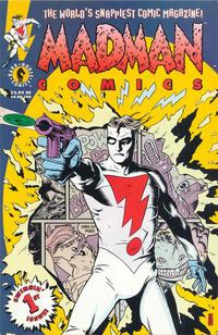Cover Thumbnail for Madman Comics (Dark Horse, 1994 series) #1
