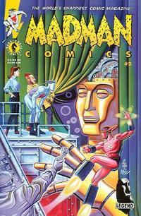 Cover Thumbnail for Madman Comics (Dark Horse, 1994 series) #2