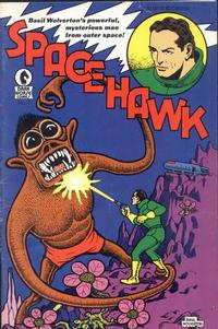 Cover for Spacehawk (Dark Horse, 1989 series) #1