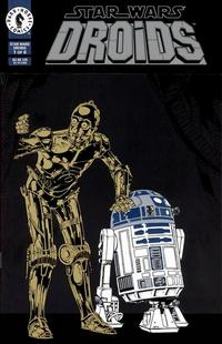Cover Thumbnail for Star Wars: Droids (Dark Horse, 1994 series) #1