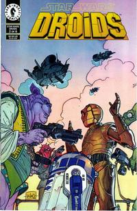 Cover Thumbnail for Star Wars: Droids (Dark Horse, 1994 series) #2