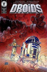 Cover Thumbnail for Star Wars: Droids (Dark Horse, 1994 series) #4