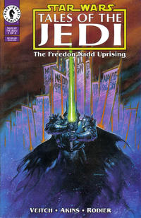 Cover Thumbnail for Star Wars: Tales of the Jedi - The Freedon Nadd Uprising (Dark Horse, 1994 series) #1