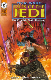 Cover Thumbnail for Star Wars: Tales of the Jedi - The Freedon Nadd Uprising (Dark Horse, 1994 series) #2