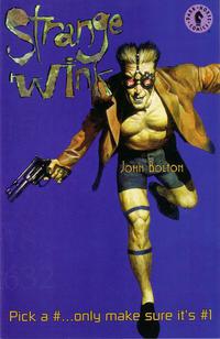 Cover Thumbnail for Strange Wink (Dark Horse, 1998 series) #1