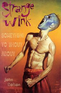 Cover Thumbnail for Strange Wink (Dark Horse, 1998 series) #3