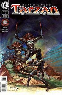 Cover Thumbnail for Tarzan (Dark Horse, 1996 series) #6