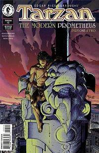 Cover Thumbnail for Tarzan (Dark Horse, 1996 series) #13