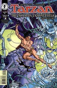 Cover Thumbnail for Tarzan (Dark Horse, 1996 series) #14