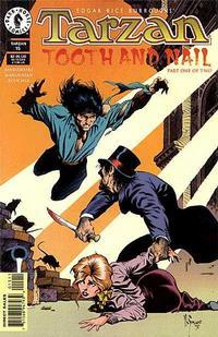 Cover Thumbnail for Tarzan (Dark Horse, 1996 series) #15