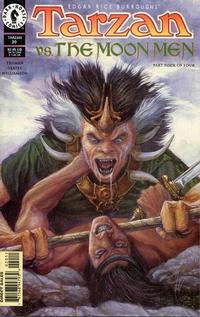 Cover Thumbnail for Tarzan (Dark Horse, 1996 series) #20