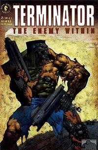 Cover Thumbnail for The Terminator: The Enemy Within (Dark Horse, 1991 series) #2