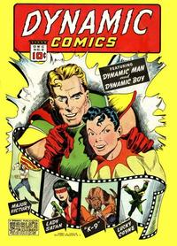 Cover Thumbnail for Dynamic Comics (Chesler / Dynamic, 1941 series) #2