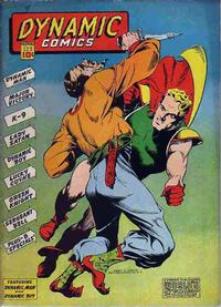 Cover Thumbnail for Dynamic Comics (Chesler / Dynamic, 1941 series) #3