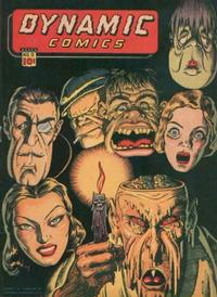 Cover Thumbnail for Dynamic Comics (Chesler / Dynamic, 1941 series) #8
