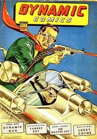 Cover Thumbnail for Dynamic Comics (Chesler / Dynamic, 1941 series) #9
