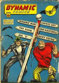 Cover Thumbnail for Dynamic Comics (Chesler / Dynamic, 1941 series) #10
