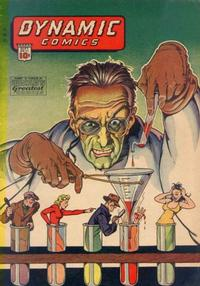 Cover Thumbnail for Dynamic Comics (Chesler / Dynamic, 1941 series) #11