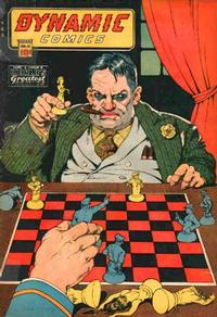 Cover Thumbnail for Dynamic Comics (Chesler / Dynamic, 1941 series) #12
