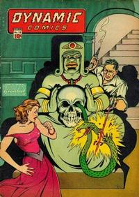 Cover Thumbnail for Dynamic Comics (Chesler / Dynamic, 1941 series) #13