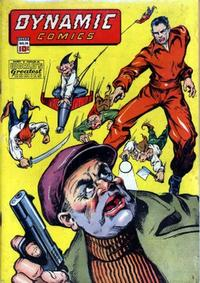 Cover Thumbnail for Dynamic Comics (Chesler / Dynamic, 1941 series) #14
