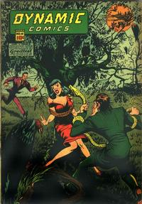 Cover Thumbnail for Dynamic Comics (Chesler / Dynamic, 1941 series) #16
