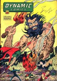Cover Thumbnail for Dynamic Comics (Chesler / Dynamic, 1941 series) #20